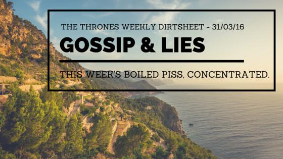Gossip & Lies